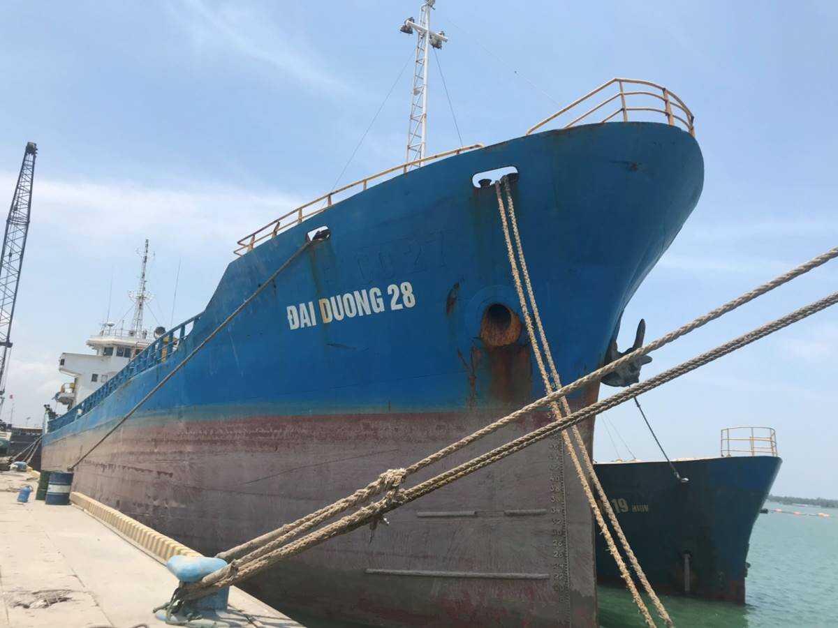 Thẩm định giá tàu biển