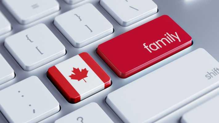 Định cư Canada diện gia đình
