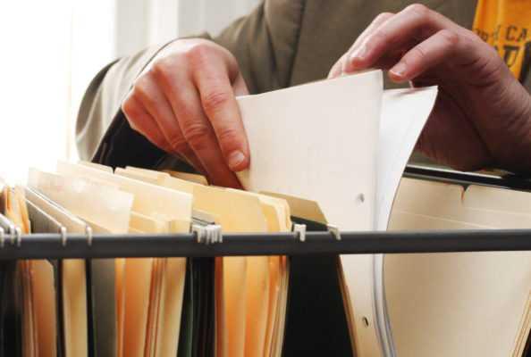 hồ sơ chuẩn bị thẩm định giá