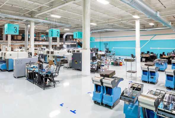 Thẩm định giá máy móc thiết bị, dây chuyền sản xuất