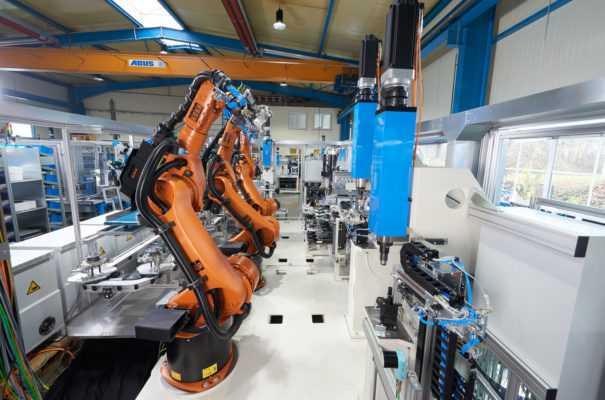 Thẩm định giá máy thiết bị, dây chuyền sản xuất