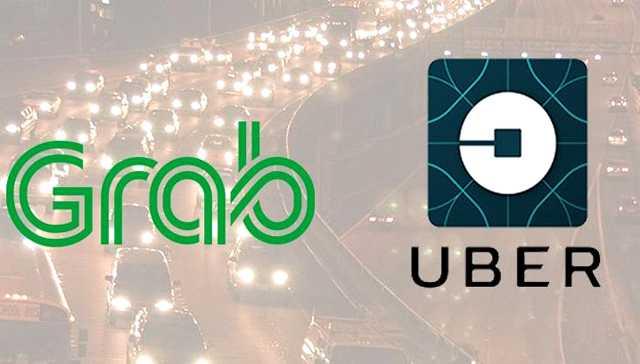 Thương vụ M&A Uber Grab