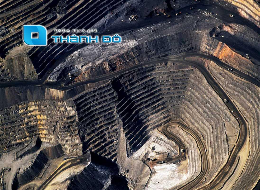 Thẩm định giá trị tài nguyên khoáng sản