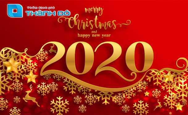 Thẩm định giá Thành Đô chúc mừng giáng sinh năm mới 2020