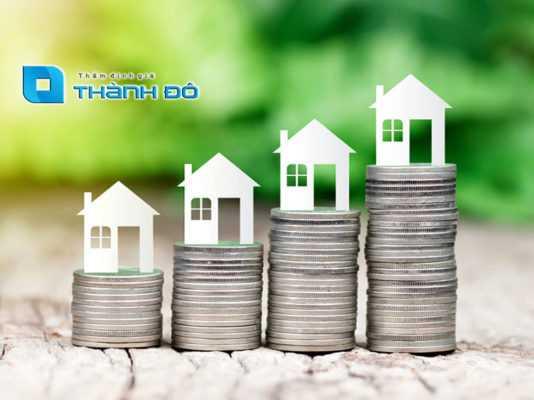 Vai trò thẩm định giá tài sản