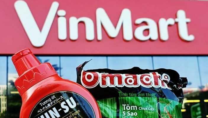 VinMart sáp nhập vào Masan