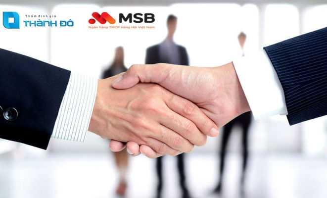Thẩm định giá tài sản cho ngân hàng MSB