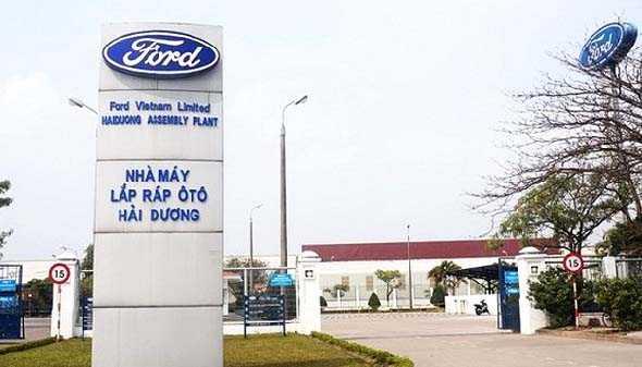 Công ty ô tô đóng cửa vì dịch Covid-19
