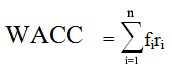 Thẩm định giá doanh nghiệp công thức VACC