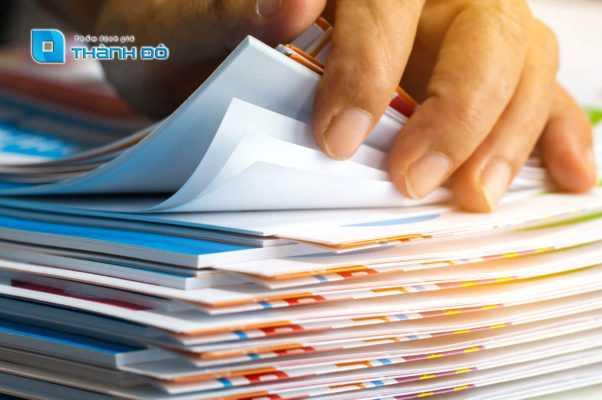 Hồ sơ thẩm định giá tài sản