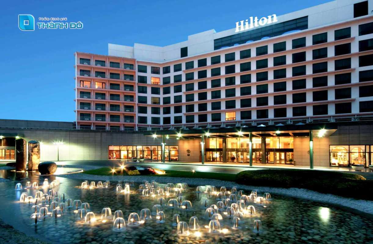 Thẩm định giá khách sạn