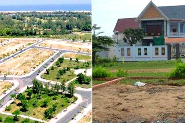 Sự khác nhau đất nền dự án và đất thổ cư