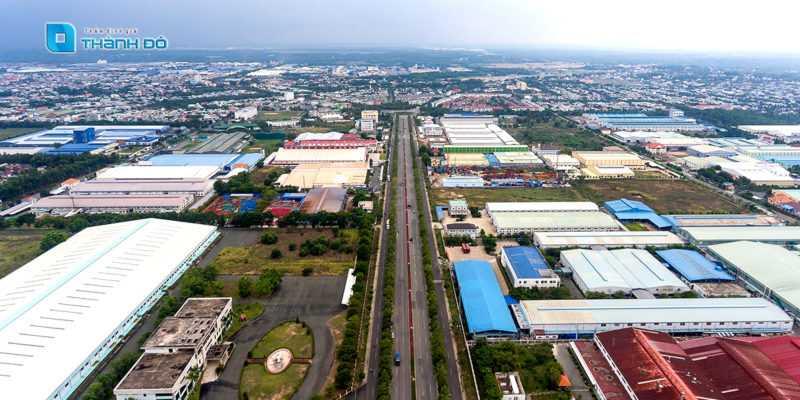 Thẩm định giá bất động sản công nghiệp