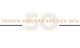 Top 50 thương hiệu 2019