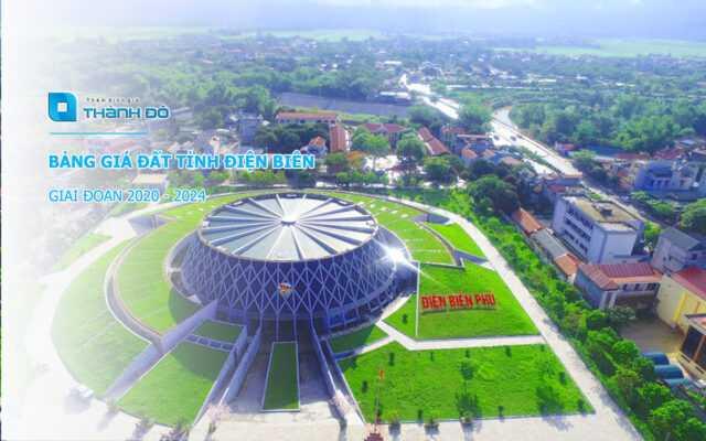 Bảng giá đất nhà nước Điện Biên giai đoạn 2020 đến 2024