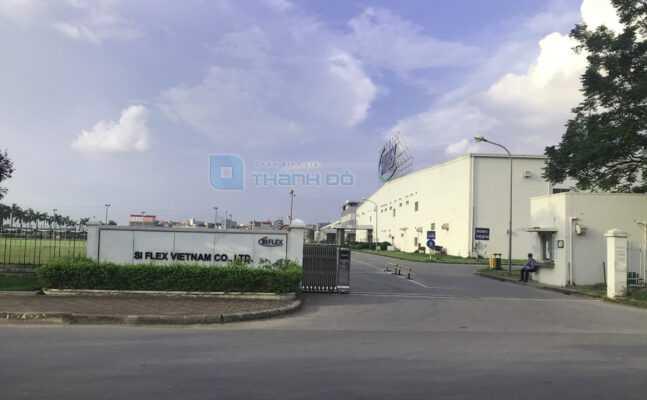 công ty SI FLEX Việt Nam