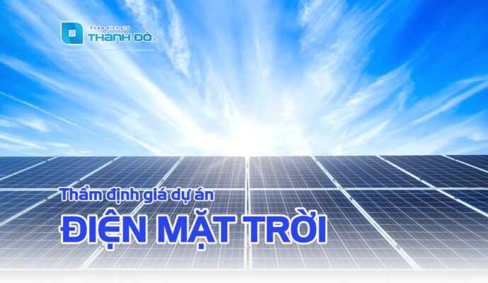 Thẩm định giá điện mặt trời