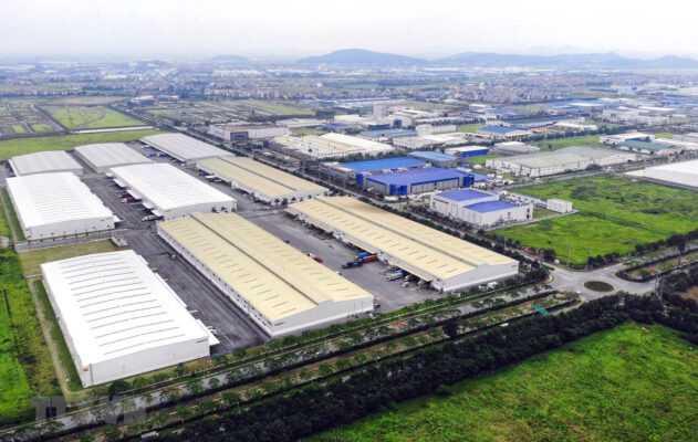 mua bán sáp nhập bất động sản công nghiệp