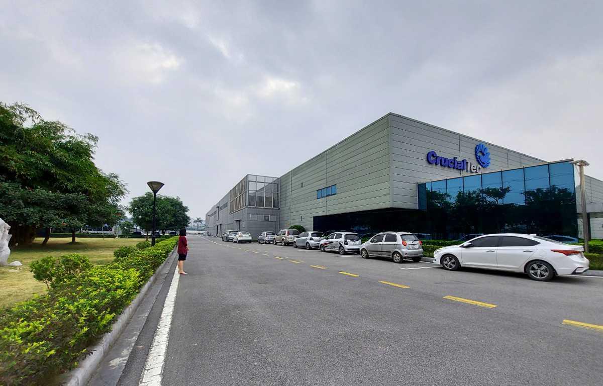 Công ty CRUCIALTEC-VINA
