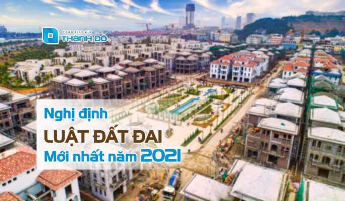 Nghị định luật đất đai 2021